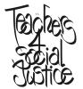 t4sj logo 2 poster